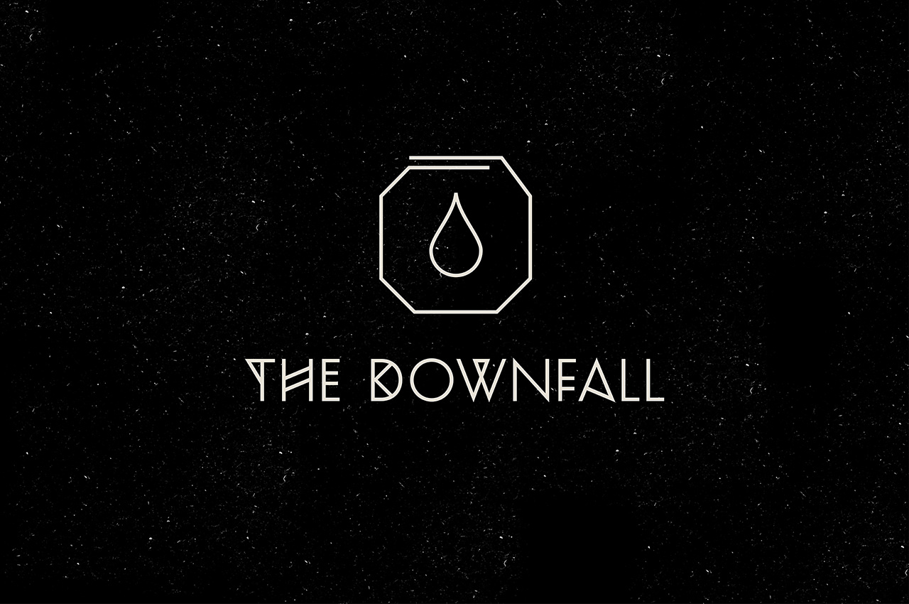 The Downfall Logo
